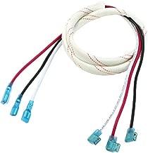 Air Conditioner Compressor Spade Crimp Connector Lead Wire 5HP 101cm
