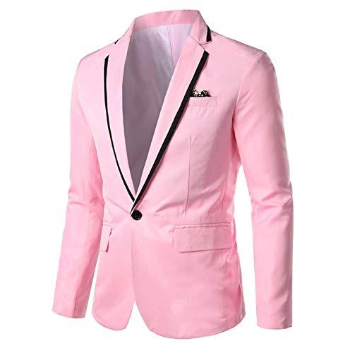 Gadgets Appliances Mens Sport Coat Casual Blazer Two Button Business Suit Blazer
