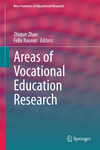 Areas of Vocational Education Research (New Frontiers of Educational Research) (English Edition)
