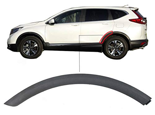 zxsautoparts Fit for 2012-2016 CRV Door Edge Molding Rearr Left Garnish Trim 75395-T0A-A01