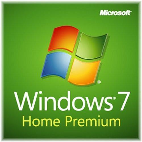 Microsoft Windows 7 Home Premium, 64-bit, 1pk, OEM, DVD, EN