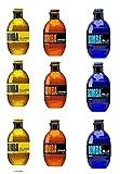 9 x Bomba Mix (3 Sorten) Energy a 250ml Glas Energygetränk inc. 2,25€ EINWEG Pfand