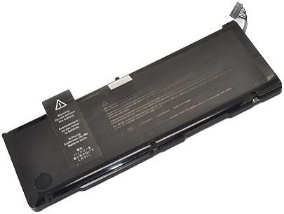 amsahr A1383-02 Ersatz Batterie f r Apple MacBook Pro 43 1 cm  17 Zoll  020-7149-A schwarz