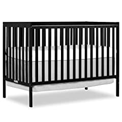 Cribs coverts into a toddler bed, a daybed and full size bed. Toddler Guardrail and Full Size Rail each sold separately Full Size Bed frame and mattress sold separately 2 position mattress support system. Solid pine wood finish All tools for assembly...