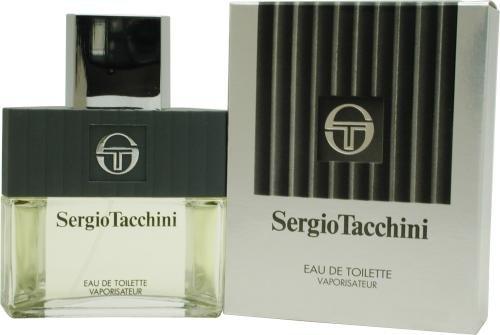 Sergio Tacchini By Sergio Tacchini For Men. Eau De Toilette Spray 3.4 Ounces