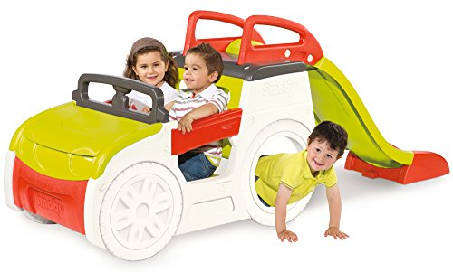 Find Cheap Smoby The Jalopy Jungle Gym