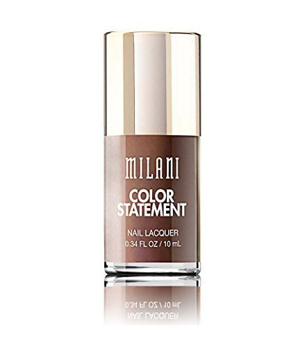 Milani Color Statement Nail Lacquer, 30 Bronze by Milani