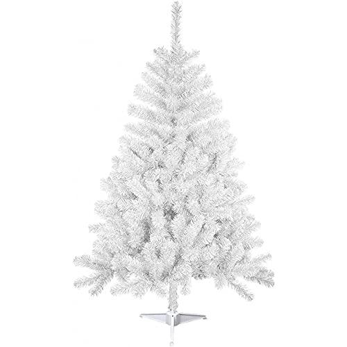 HOGAR Y MAS ÁRBOL DE Navidad Blanco GREGORI 150 CM