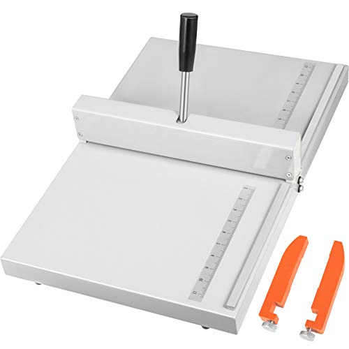 VEVOR Manual Creasing Machine Paper Scoring Machine Creasing Machine with Magnetic Backstop