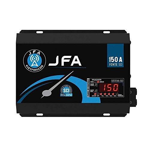 Fonte Jfa 150A Amperes Automotiva Sci Slim - 14.4 V - Bivolt