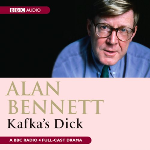 Kafka's Dick audiobook cover art