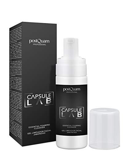 Postquam - Jabón Facial Capsule Lab   Jabón Espumante para Limpieza Facial Eliminador de Impurezas - 150 ML