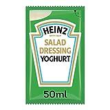 HEINZ Salsa Yogur, caja de 30 monodosis, 50 ml