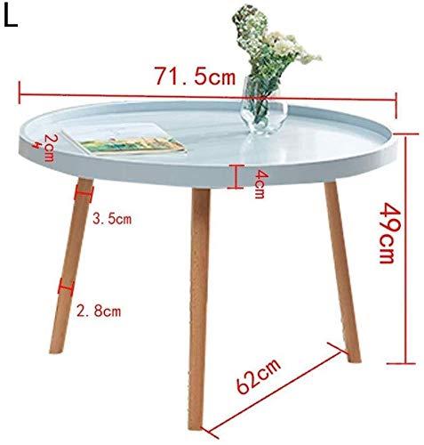 Draagbare kleine salontafel Moderne tea tafel salontafel Cafe rechthoekige salontafel bank vrije tijd woonkamer decoratieartikelen woonkamer, nachtkastjes keuze uit meerdere kleuren