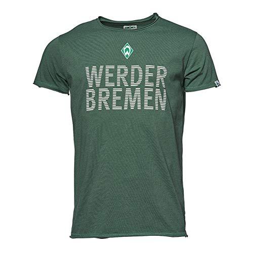 Werder Bremen Vintage Werder T-Shirt (L, grün)