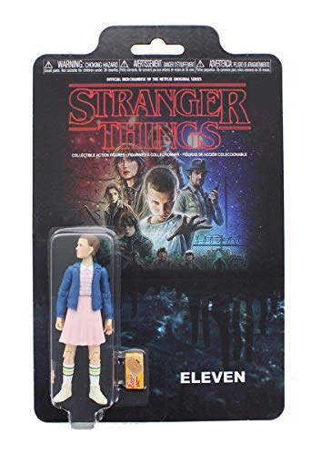 Action Figure: Stanger Things: Eleven