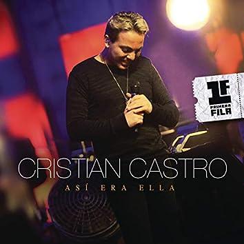Así Era Ella (Primera Fila - Live Version)