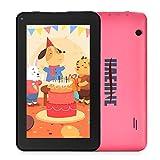 Haehne 7 Pouces Tablette Tactile, Android 9.0 Certifié par Google GMS, 1024x600 HD...