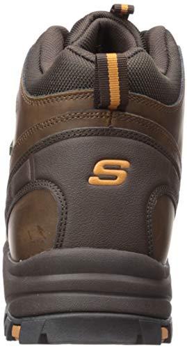 Skechers Men's Relment Pelmo Chukka Waterproof Boot