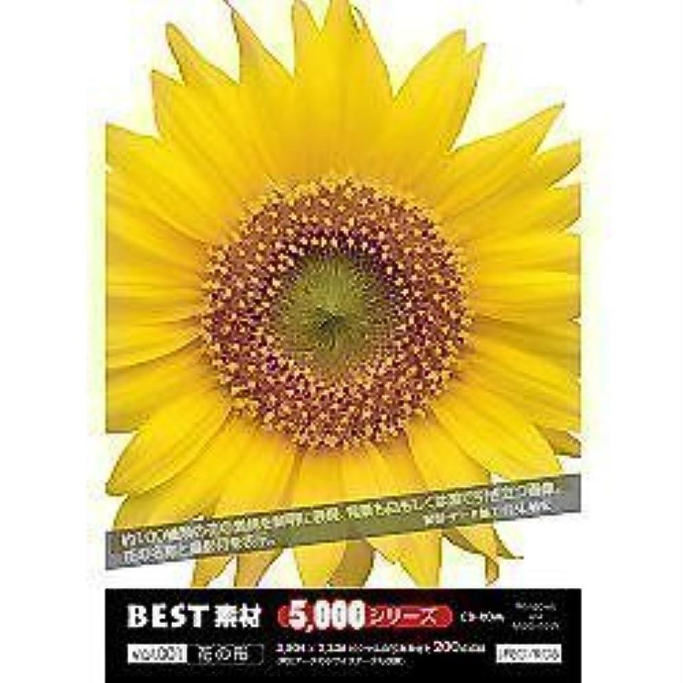 邪魔褒賞黙認するコル?アート?オフィス BEST素材5000シリーズ vol.001 花の形