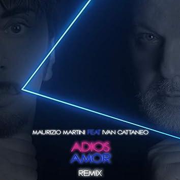 Adiós Amor (feat. Ivan Cattaneo) [Remix]