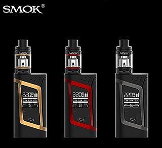 【SMOK正規品】Smok社最新の製品 SMOK ALIEN STARTER KIT TFV8 BABYアトマイザー 標準搭載 電子たばこスターターキット スモック エイリアンキット (緑の黒 green blck)