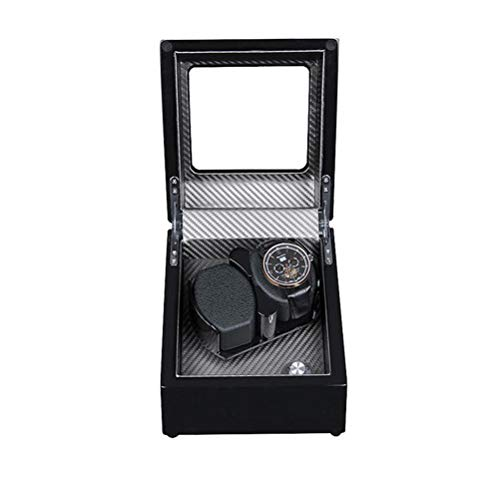 Lawo Perfect opbergdoos, horloge, box, horloge, display box, roterende shaker, tafel, platenspeler, sieraden, opbergdoos, automatische wikkeldoos, artikelhouder