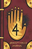 gravity falls journal 4: Ultimate journaling book for gravity falls series fans - Gravity falls notebook 4 for Writing, Size 6' x 9', 125 Pages
