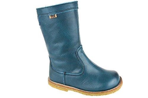 Bisgaard PETROLEO5062 Stiefel 100% Wolle wasserdicht Size 25 EU