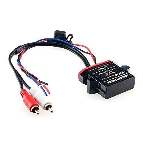 AMPIRE BTR100 universal Bluetooth-Adapter zum Musikstreaming mit Auto-Remote (wasserdicht) perfekt für Kfz/Auto/Home Hi-Fi/Boot/Marine