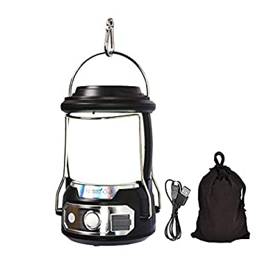 Lightweight Rechargeable Camping LED Lantern, 3...
