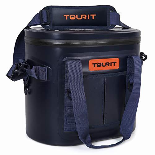 TOURIT Soft Cooler 20 Cans Leak-Proof Soft Pack Cooler Bag...