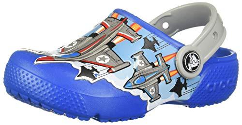 crocs Boy's Bright Cobalt Clogs-11 Kids UK (C11) (205949-4JL)
