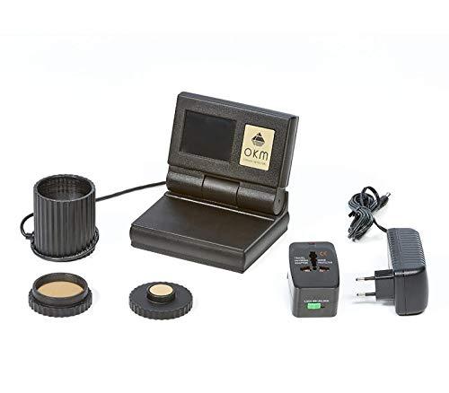 OKM Gold Labor AU 79 Gold Identifier, Metal and Gold Prospector Scanner, Waterproof Gold Metal Seeker Tool