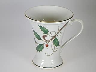 Lenox Holiday Nouveau Gold Coffee Mug(s) Accent