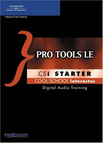 Csi, Mt2 Pro Tools Le Mbox