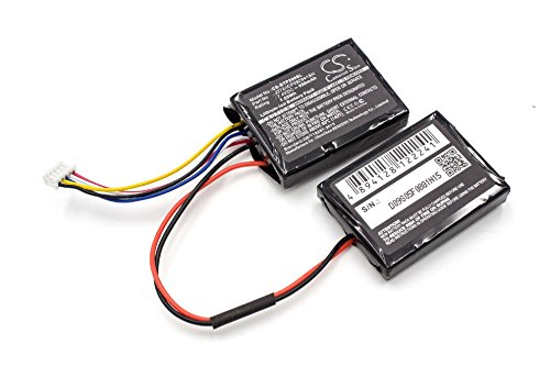 vhbw Batería Compatible con Beats by Dr. Dre Pill 2.0 (B0513), (MH812AMA-UG) reemplaza J272/ICP092941SH, HYB2725221547 (Li-Ion, 850mAh, 7.4V)