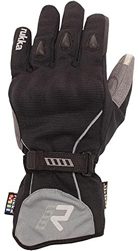 Rukka Virium Gore-Tex Motorradhandschuhe 14 Schwarz/Grau