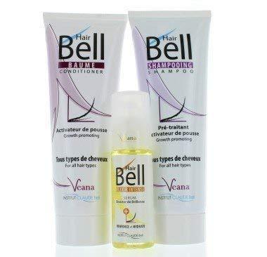 Veana Hairbell Shampoo+Balsamo+Booster Siero
