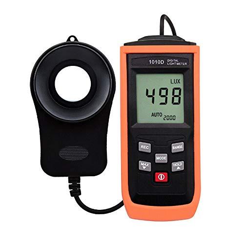 Lichtmessgeräte Digital Light Meter Mit Grafikdisplay (Bereich Von 1~200,000Lux), Einheit Lux/Fc, Back Light, Data Hold, Data Storage,Split