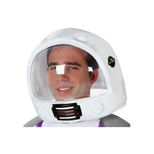 Casque Astronaute Adulte - Taille Unique
