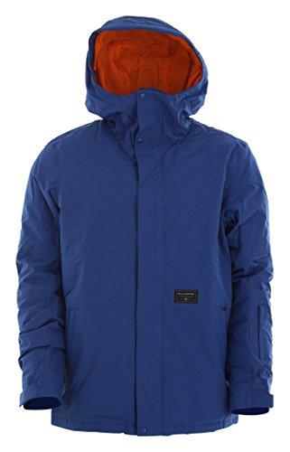 Billabong Men's Legacy Plain Snow Jacket - Mazarine, Mediu