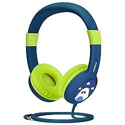 Kopfhörer Kinder, Mpow CH1 Kopfhörer für Kinder mit 85dB Lautstärke Begrenzung Gehörschutz & Musik-Sharing-Funktion, Kinderkopfhörer mit Kinderfreundliche sichere Lebensmittelqualität