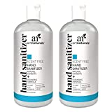 Artnaturals Alcohol Based Hand Sanitizer Gel (2 Pack x 8 Fl Oz /...