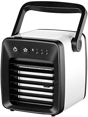 YANTAIAN Dorm Student Max Cheap sale 65% OFF Mini Cooling Air USB Conditio Charging Fan
