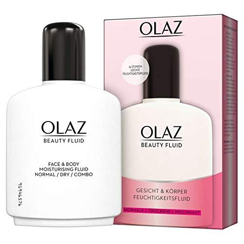 Olaz Beauty Feuchtigkeitsfluid für Gesicht & Körper, 6er Pack (6 x 200 ml)