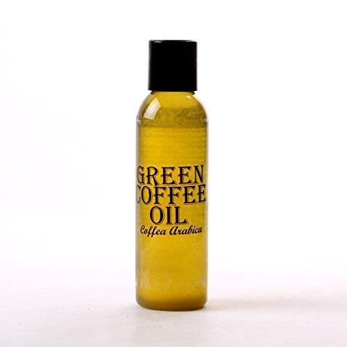 Grüne Kaffeebohnen Kaltgepresst Öl - 125ml - 100% Pur