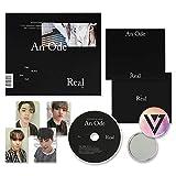 SEVENTEEN 3rd Album - AN ODE [ Real ver. ] CD + Photobook + Mini Photobook + Photocard + FREE GIFT / K-pop Sealed