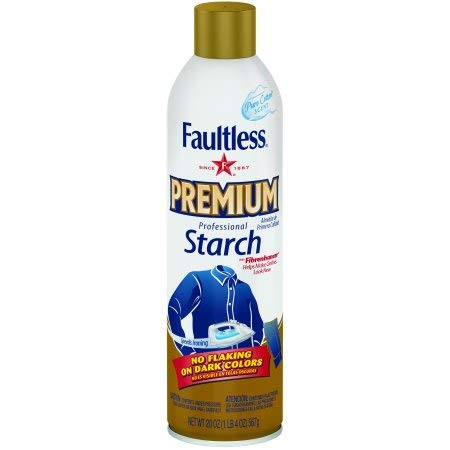 Faultless Premium Professional Starch, 20 Ounces (5)
