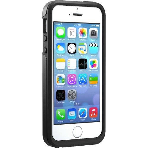 Otterbox Symmetry Coque anti-choc fine et élégante pour Iphone 5/5S/SE Noir